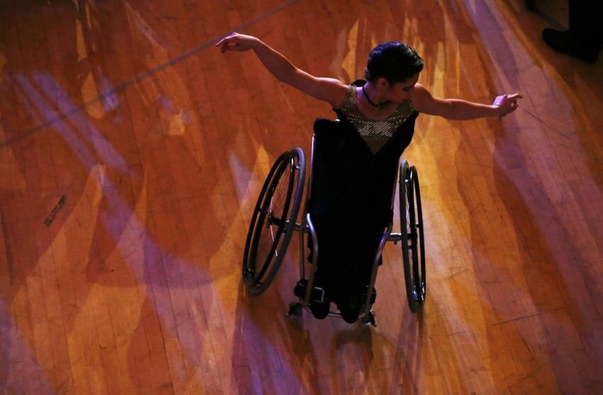 Wheelchair Dance Sport European Championships in Poland