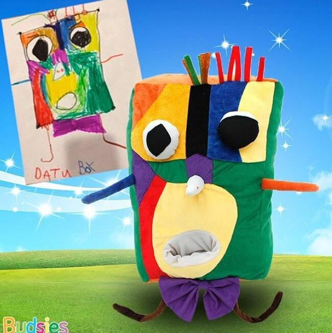 This Company Takes Children's Drawings And Turns Them Into Toys