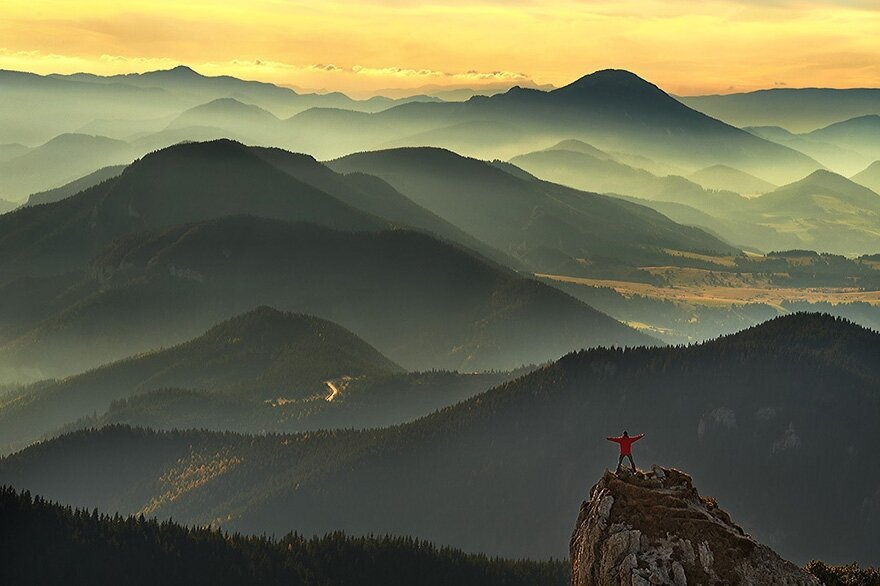 The Polish Tatra Mountains