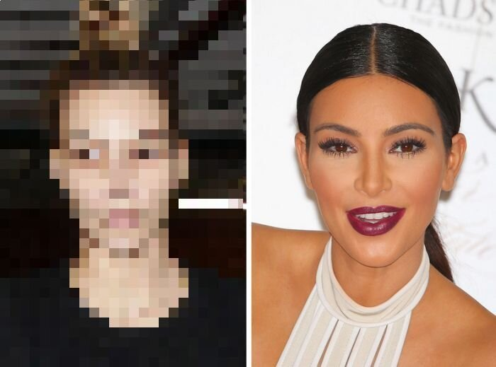 The Kardashians Look Very Different Without Makeup