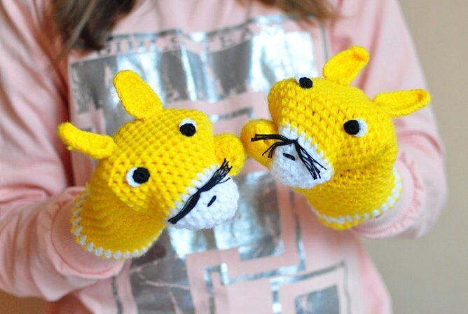 40 creative mittens and gloves