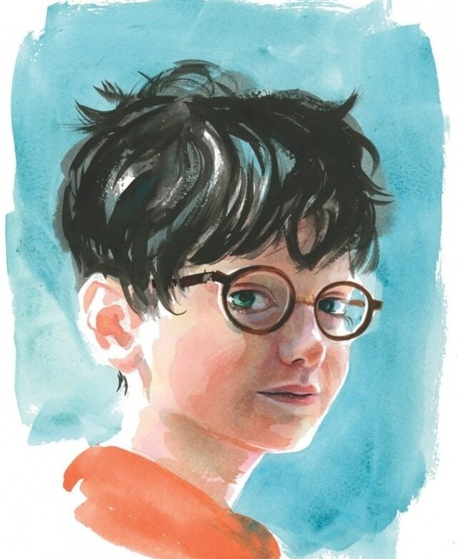 The Official Sneak Peek At The New Fully Illustrated Harry Potter Book