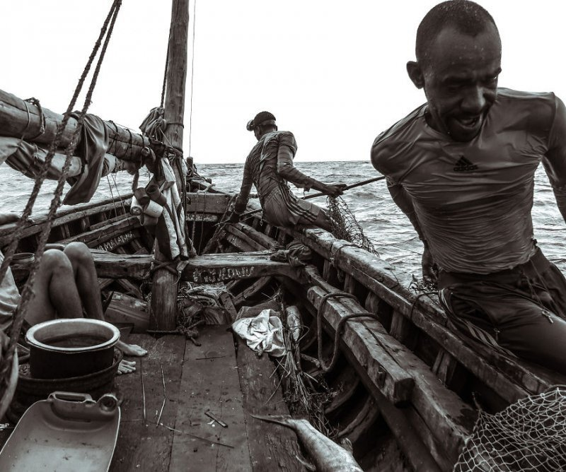Trips With Kenyan Fishermen
