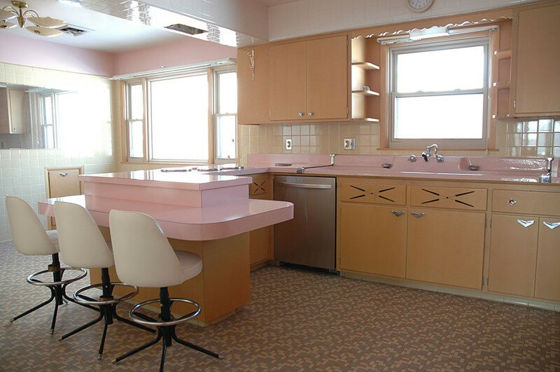 This Kitchen Hasn't Been Touched Since The 1950s