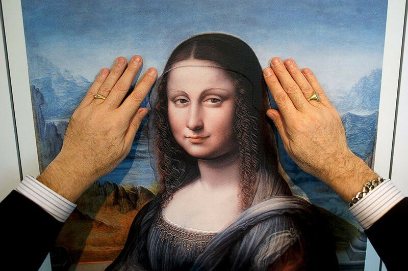 "Blind People Can Finally ""See"" Art"
