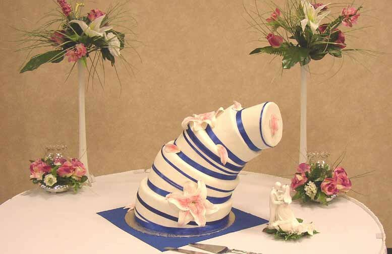 25 Wedding Cakes So Bad You Might Reconsider Getting Married Altogethe