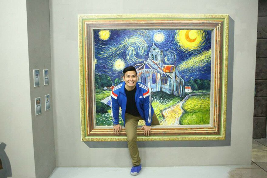 3D Art Museum In Philippines