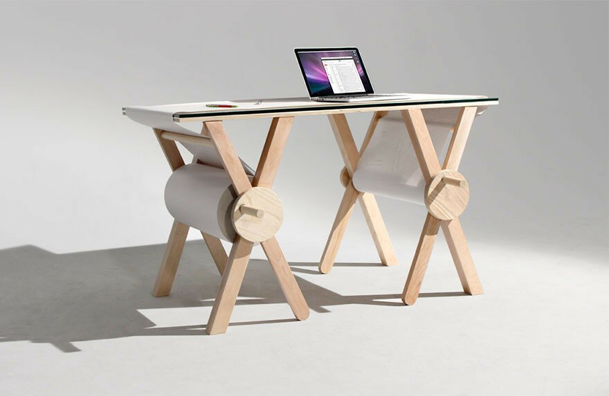 'Analog Memory Desk'