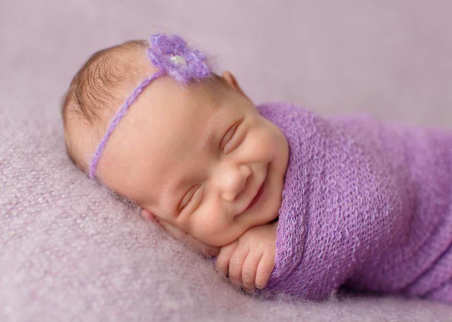 Smiling Babies