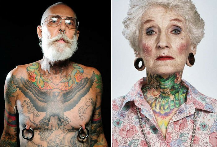 How Will Your Ink Look When You're 60