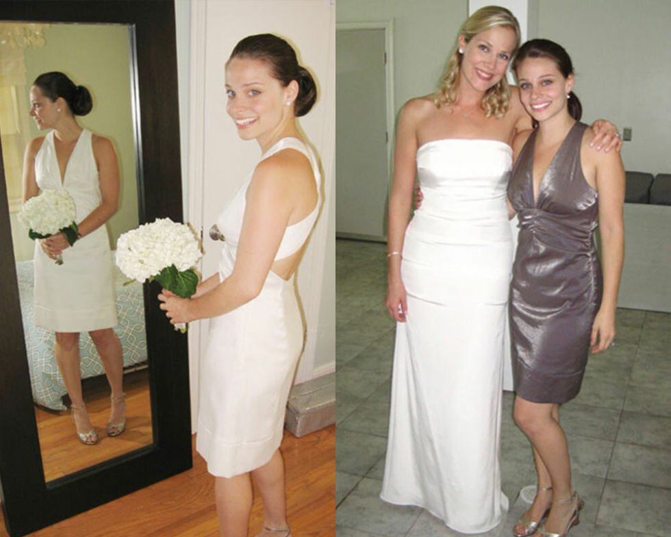 11 Brides Who Gave Their Wedding Dresses Mind-Blowing Makeovers