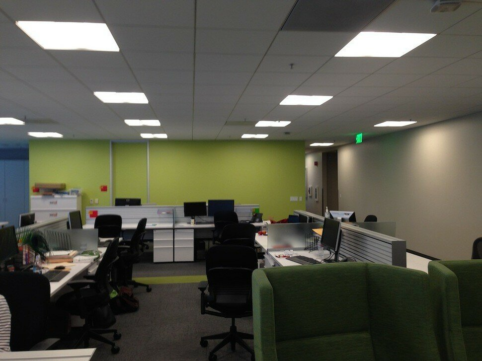 Drab Office Transformed Into A Nerd's Dream With Nothing But Post-It N