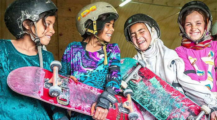 Many Afghan Girls Are Not Allowed To Ride Bicycles