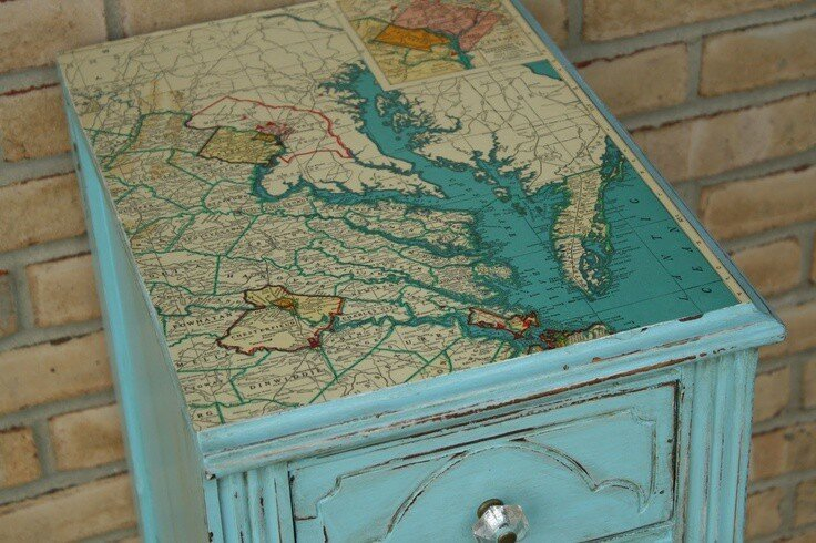 Most Maps Are Outdated, But That Doesn't Mean You Have To Toss Them