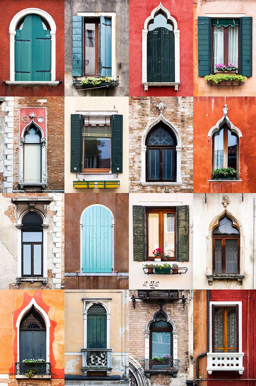 I Photograph Windows Around The World