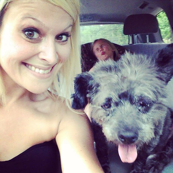 Woman Adopts Dying Dog To Make His Final Days As Happy As Possible