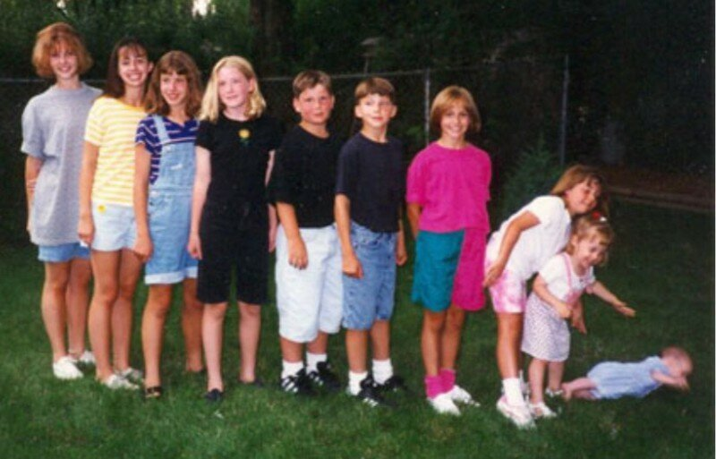 19 Family Photos Gone Oh So Wrong