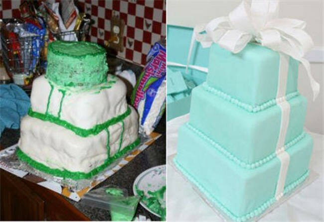 15 Disastrous Wedding Cakes That Brought Brides to Tears