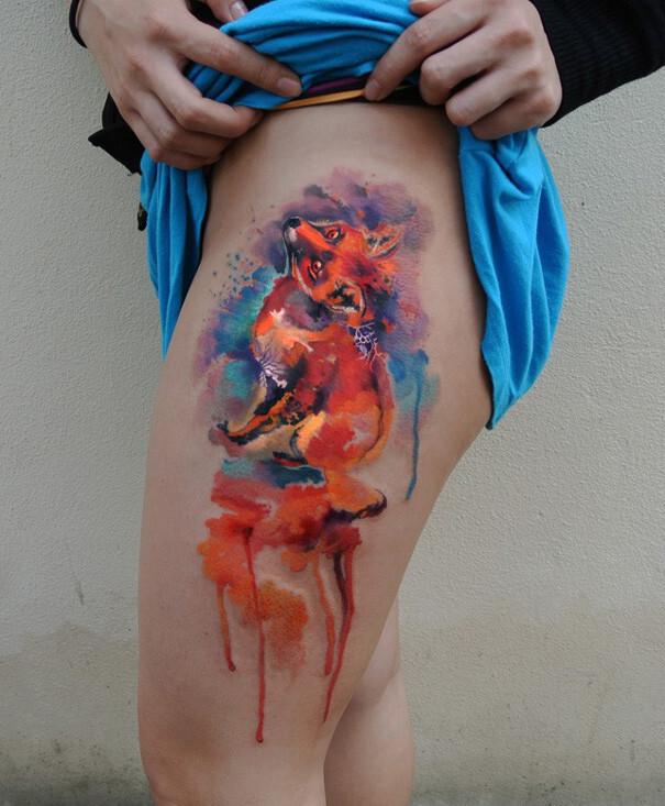 One Day, One Tattoo