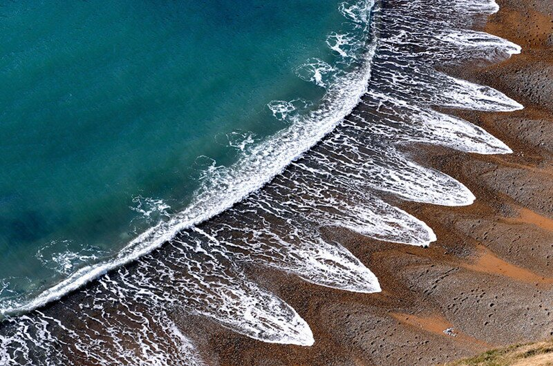 Mysterious Beach Patterns That Scientists Can't Explain
