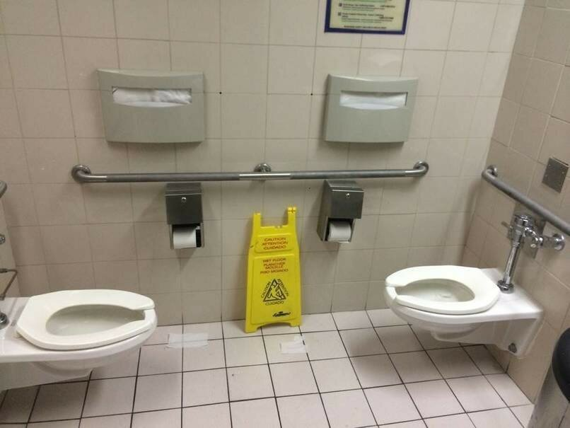 15 Public Restrooms Nobody Should Ever Set Foot In