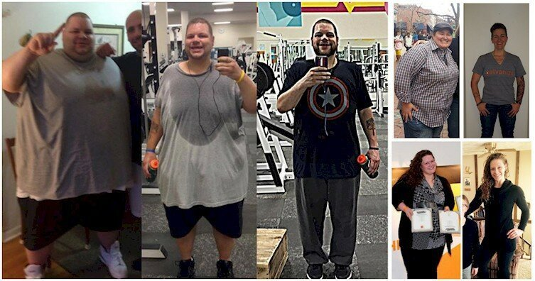 This Guy's 425-Pound Weight Loss Will Get You Back On The Treadmill