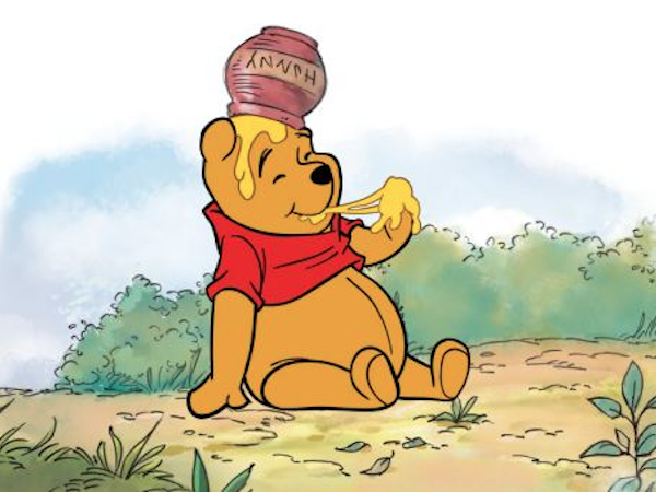OMG Winnie-The-Pooh Is Actually A Girl