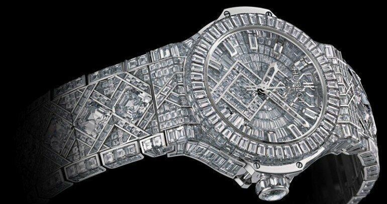 Top 15 Most Expensive Watches Ever Made