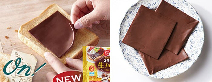 Sliced Chocolate For Sandwiches Is Now A Reality – Life Will Never Be The Same Again
