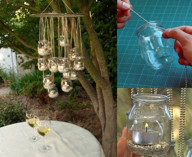 Don't Throw Out Old Baby Food Jars...Make These Crafts With Them Instead!