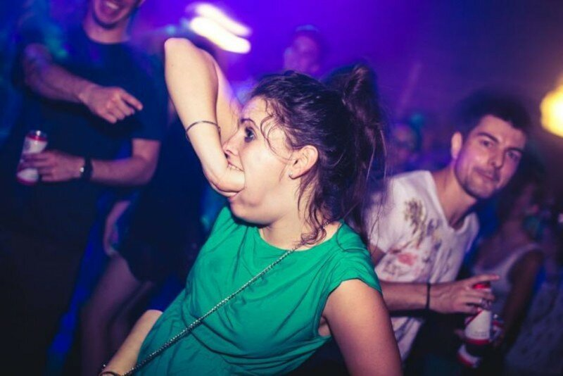 If You Still Think Clubbing Is Cool, These 14 Photos Will Change Your Mind