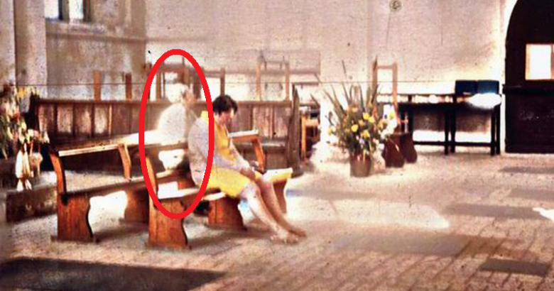 12 Mysteriously Creepy Images That Cannot Be Explained