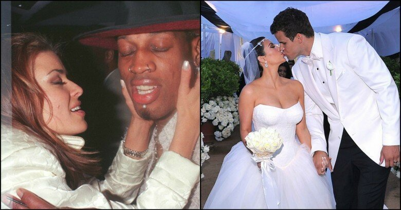 Top 10 Shortest Celebrity Marriages Ever