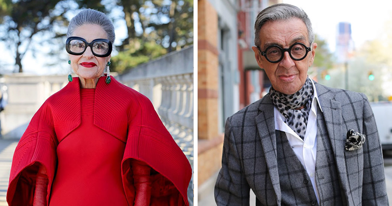 15 Stylish Seniors That Prove Age Is Just A Number