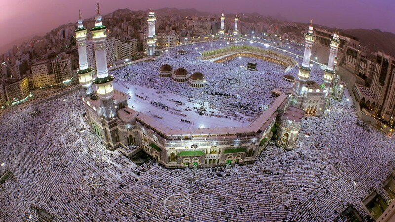 The Top 10 Most Beautiful Mosques In The World
