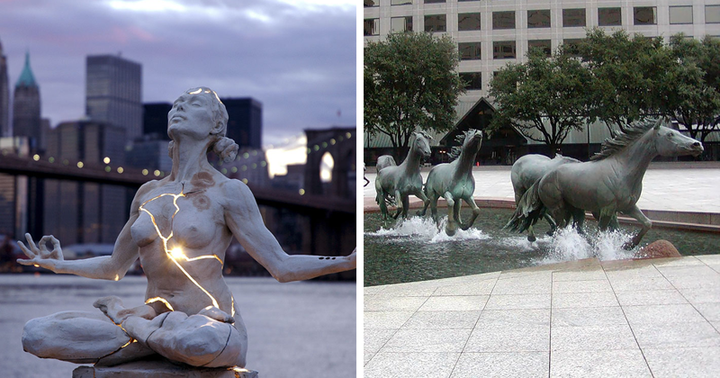 30+ Of The Most Amazing Sculptures In The World
