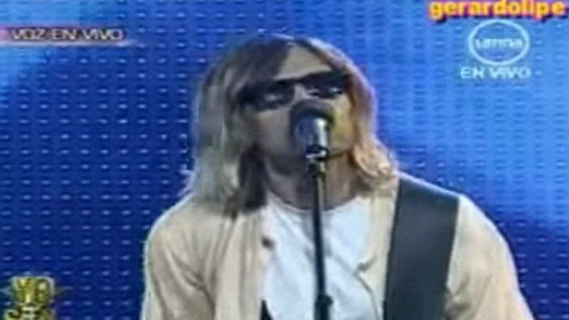 Is Kurt Cobain actually ALIVE?