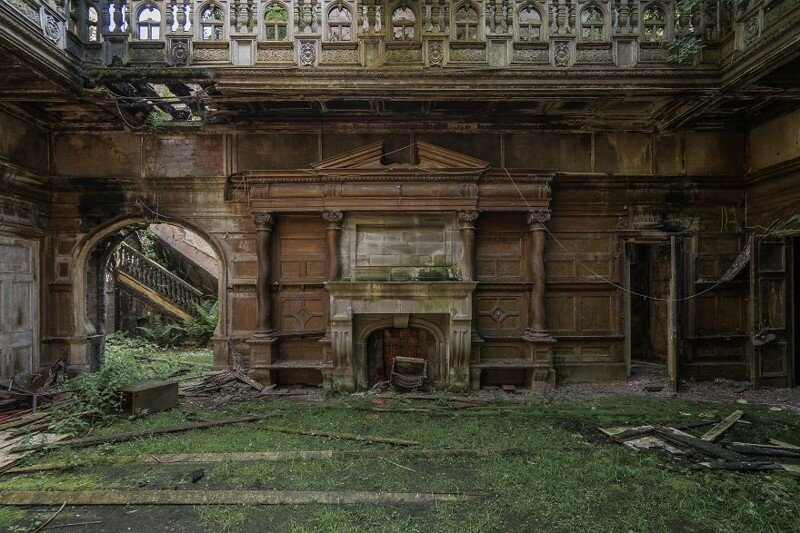Abandoned Britain: I Travel Around UK Photographing Its Abandoned Places