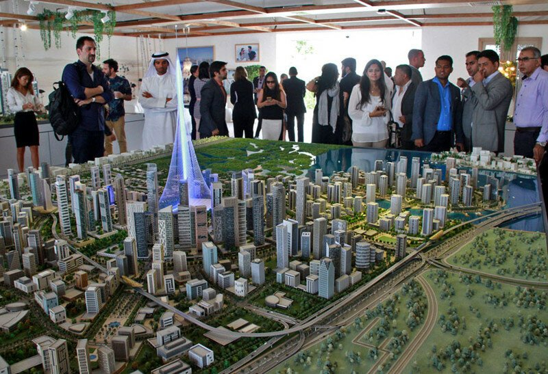 Dubai Starts Building New World's Tallest Tower