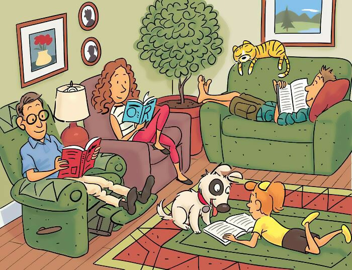 Can You Find 6 Words Hidden In These Puzzles?