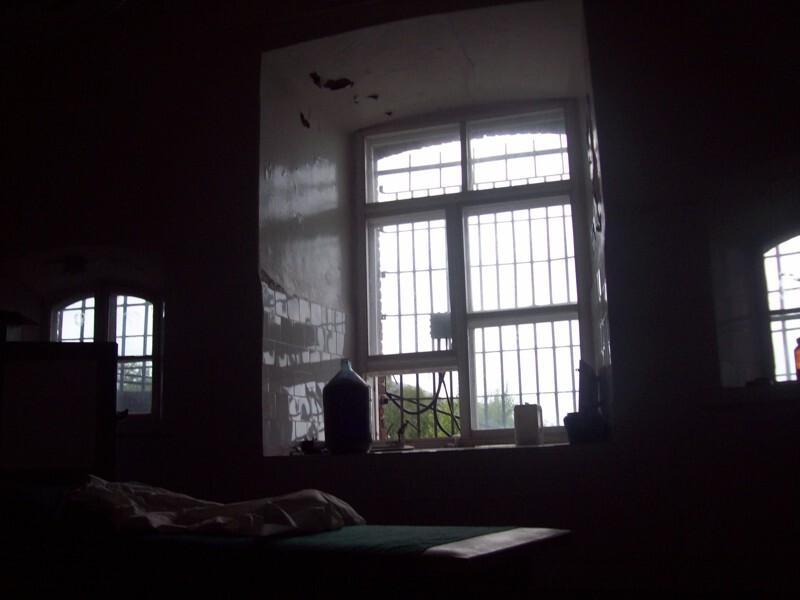 Creepy Abandoned Prison In Estonia