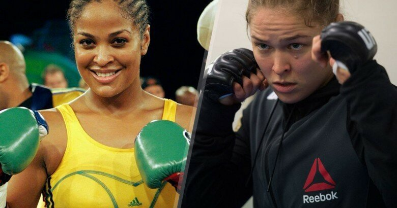 15 Female Athletes Who'd Beat You Up In A Fight
