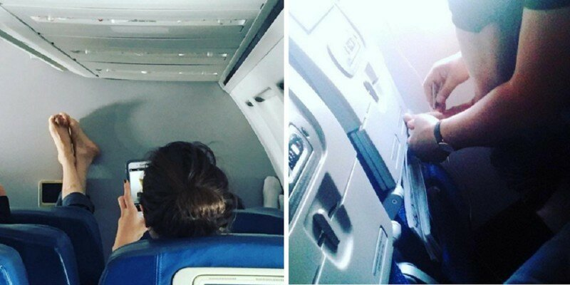 16 People Who Make Flights Miserable