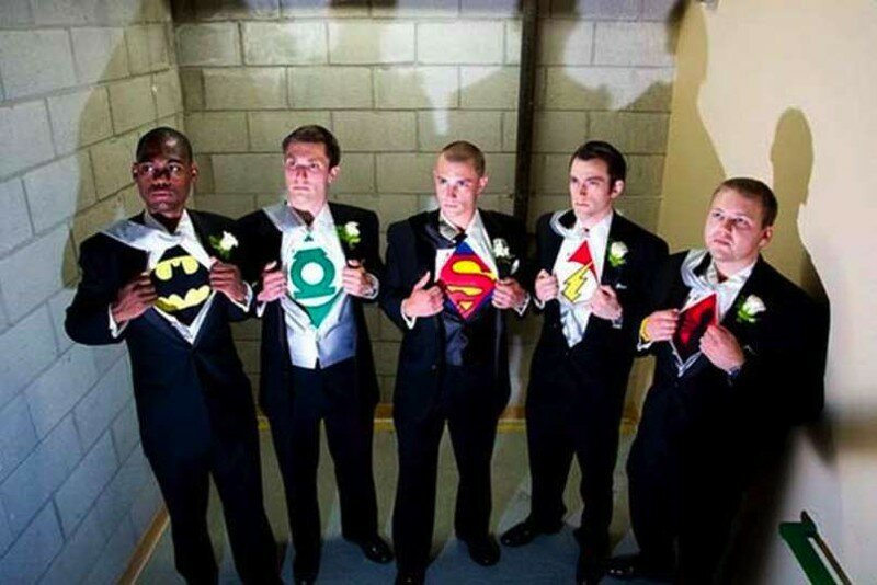 18 Groomsmen Whose Photos Were Better Than The Bride And Groom