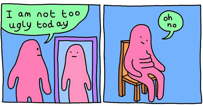 """10+ """"Oh No"""" Comics That Perfectly Sum Up Your Life As An Adult"""