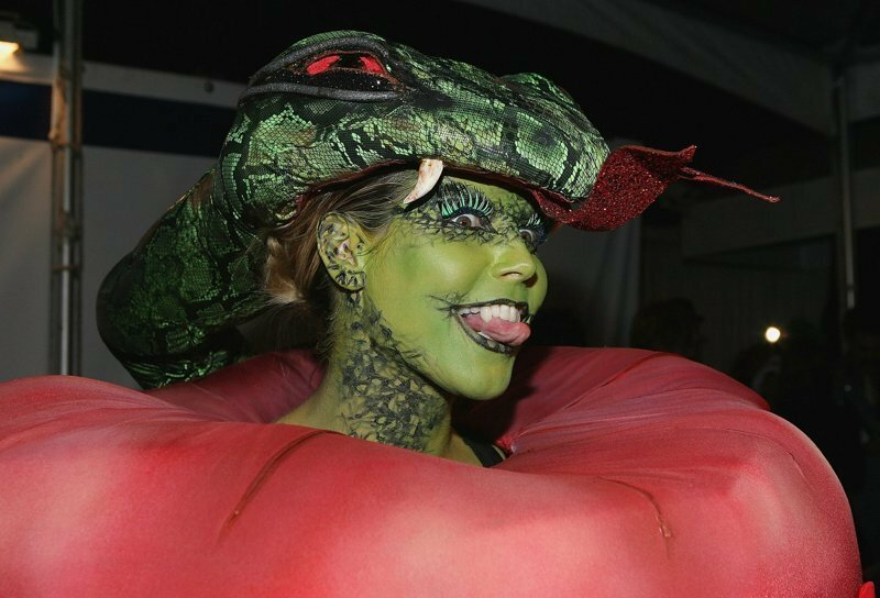 Heidi Klum Finally Reveals This Year's Costume, Proves She's The Queen Of Halloween Once More
