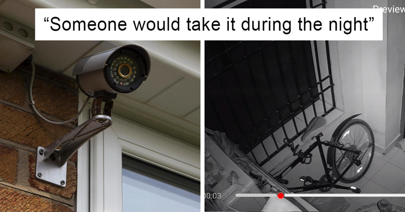Guy Installs Secret Camera To Catch The Thief That Keeps Stealing His Things, Can't Believe His Eyes