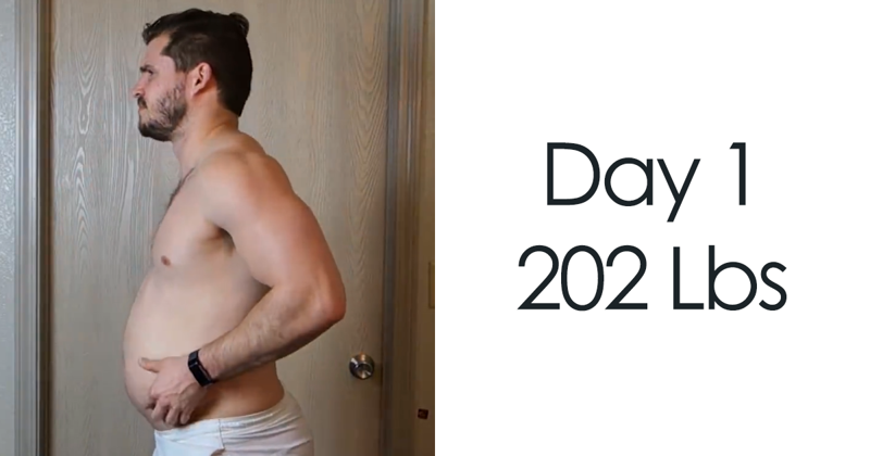 Guy Reveals His Incredible 12-Week Body Transformation, And The Result May Surprise You