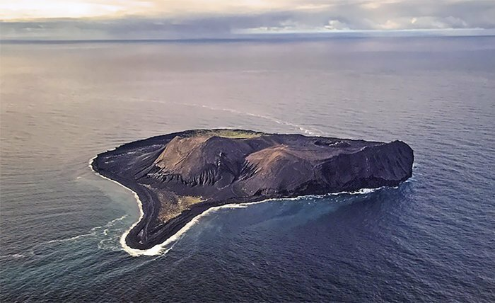 There Is An Island That Nobody Can Enter And It Didn't Exist Until 1963