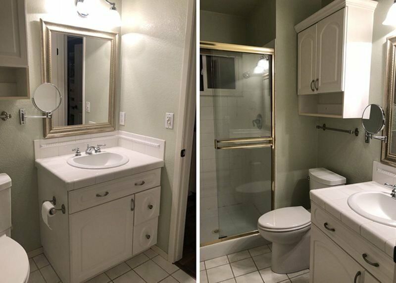 Couple Renovating Their Bathroom Finds a Hidden Note From Its Former Owners